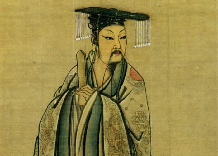 Dowsing history King Yu