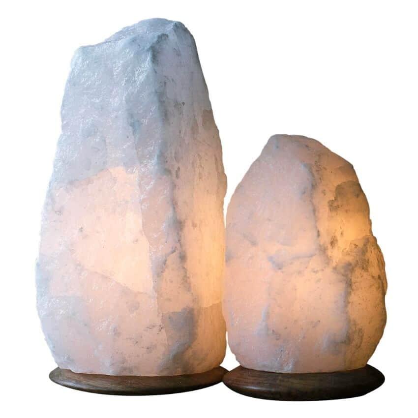 white himalayan salt lamp 2