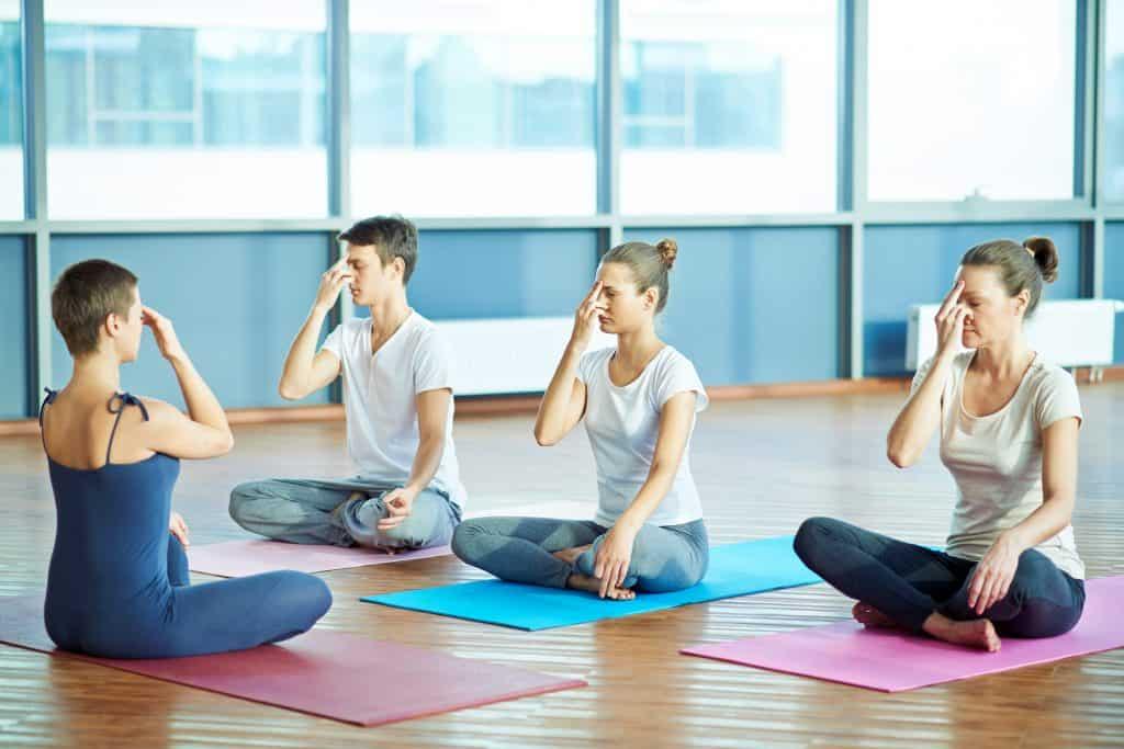 Spiritual meditation circles